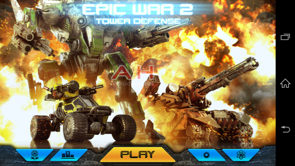 Epic War Games